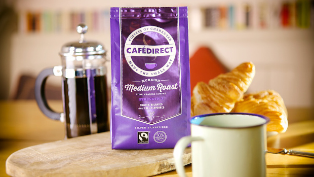Cafedirect Roast and Ground Fairtrade Coffee Medium Roast