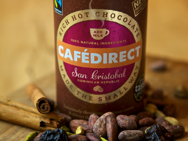 Cafedirect San Cristobal hot chocolate