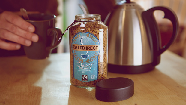 Cafedirect Fairtrade Instant Coffee Decaf