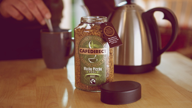 Cafedirect Fairtrade Instant Coffee Machu Picchu