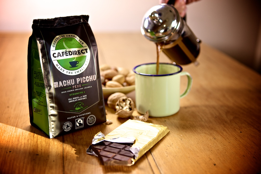 Cafedirect Fairtrade Roast & Ground coffee