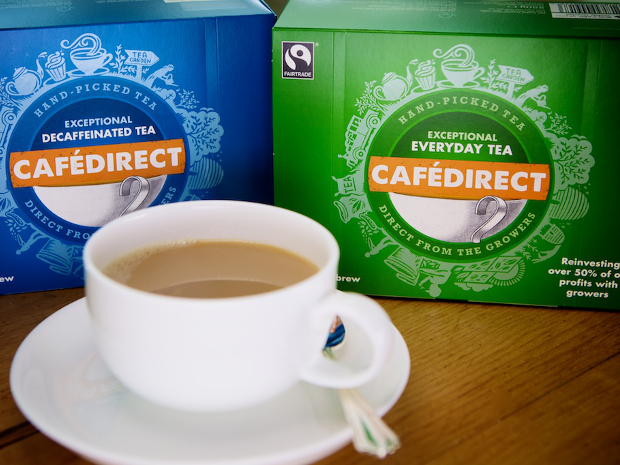 NEW Everyday and Decaf Tea range shot