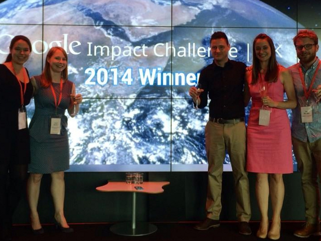 Cafedirect Producers Foundation Win Google Impact Challenge for WeFarm