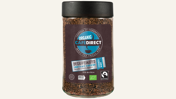 Decaf Organic Fairtrade Coffee