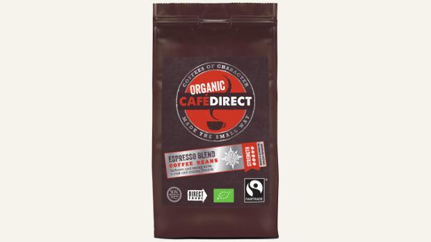 Fairtrade Organic Espresso Beans