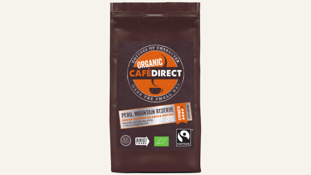 Peru Fairtrade Organic Ground Coffee