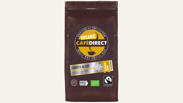 Smooth Organic Fairtrade coffee Peru
