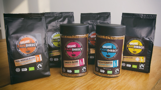 Cafédirect Organic Fairtrade Coffee