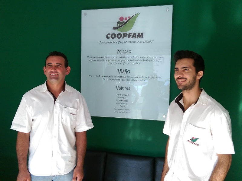 COOPFAM Brazil Fairtrade Coffee
