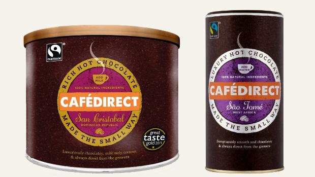 Cafedirect Foodservice Fairtrade Hot Chocolate